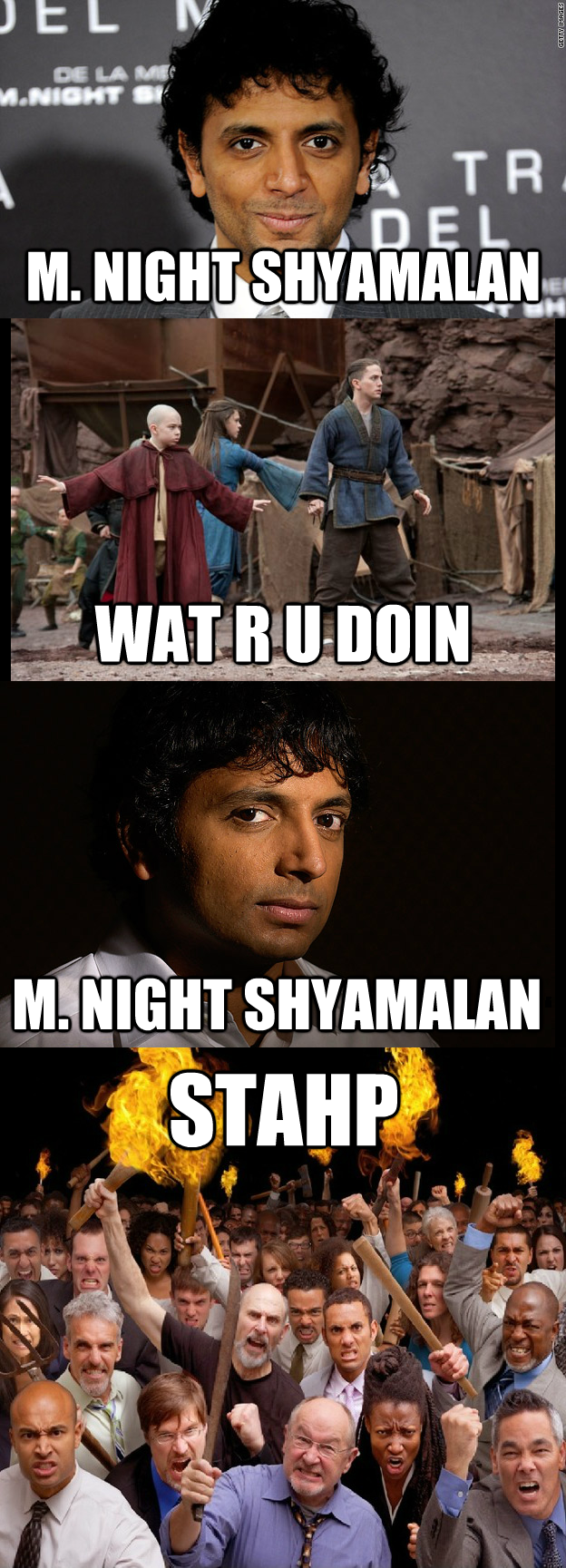 M Night Shyamalan  IMDb