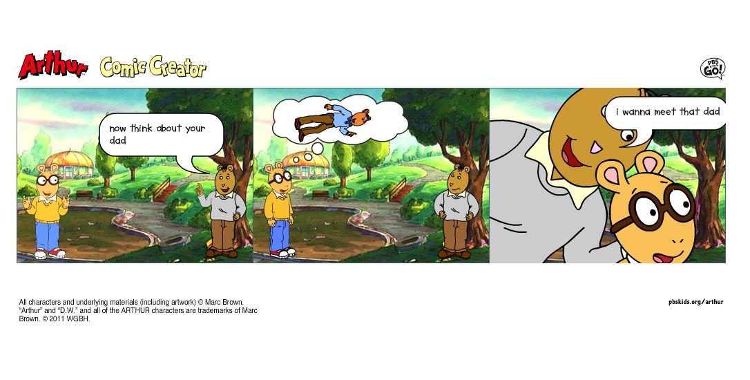 5f1 image 401506] arthur comic creator know your meme