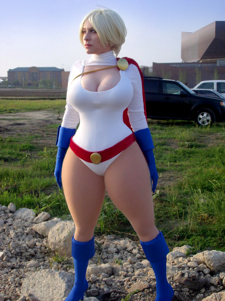 Curvy Power Girl Cosplay Cosplay Know Your Meme