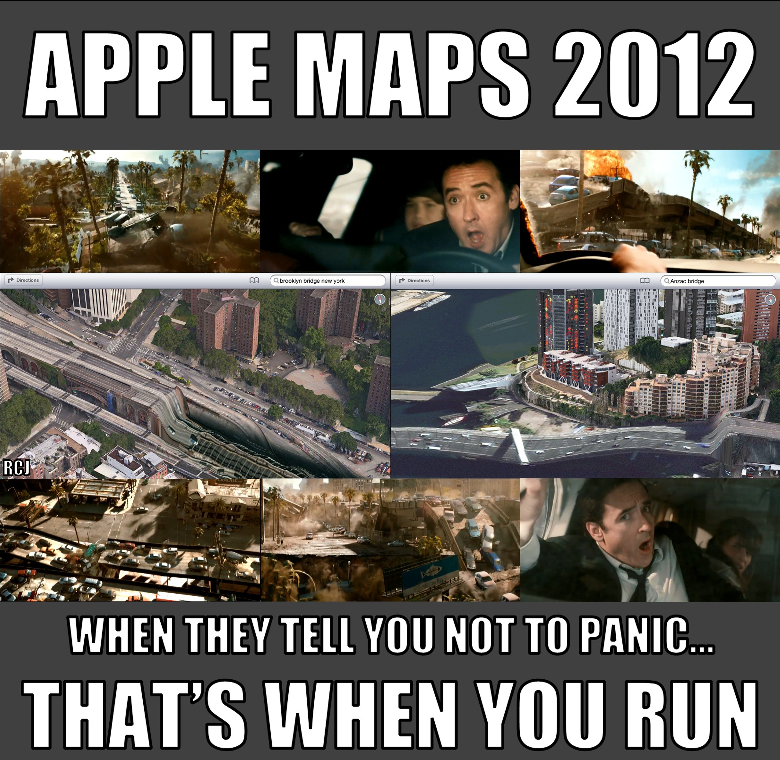 90e apple maps 2012 what john cusack has to say about it ios 6