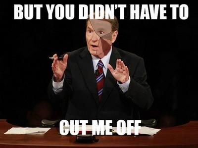 591 debate moderator jim lehrer edition \