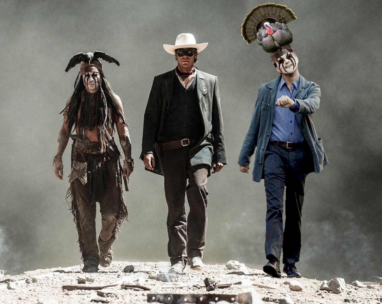 7c7 lone ranger strut strutting leo know your meme,The Lone Ranger Meme