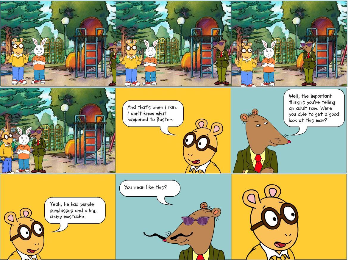 [Image - 401534] | Arthur Comic Creator | Know Your Meme