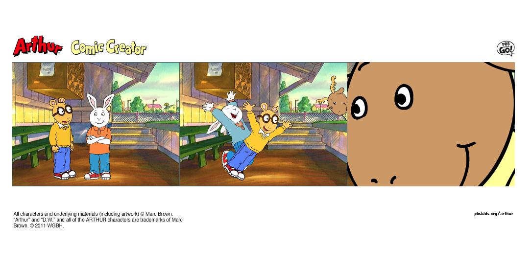 6b7 image 412302] arthur comic creator know your meme