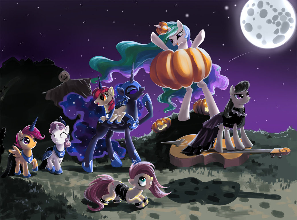 Halloween | My Little Pony: Friendship is Magic | Know Your Meme