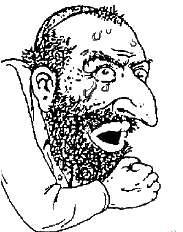 Kuvahaun tulos haulle panicked jew merchant meme