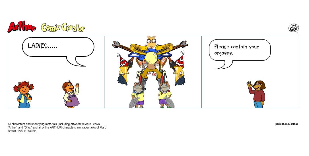 232 arthur's final form arthur comic creator know your meme