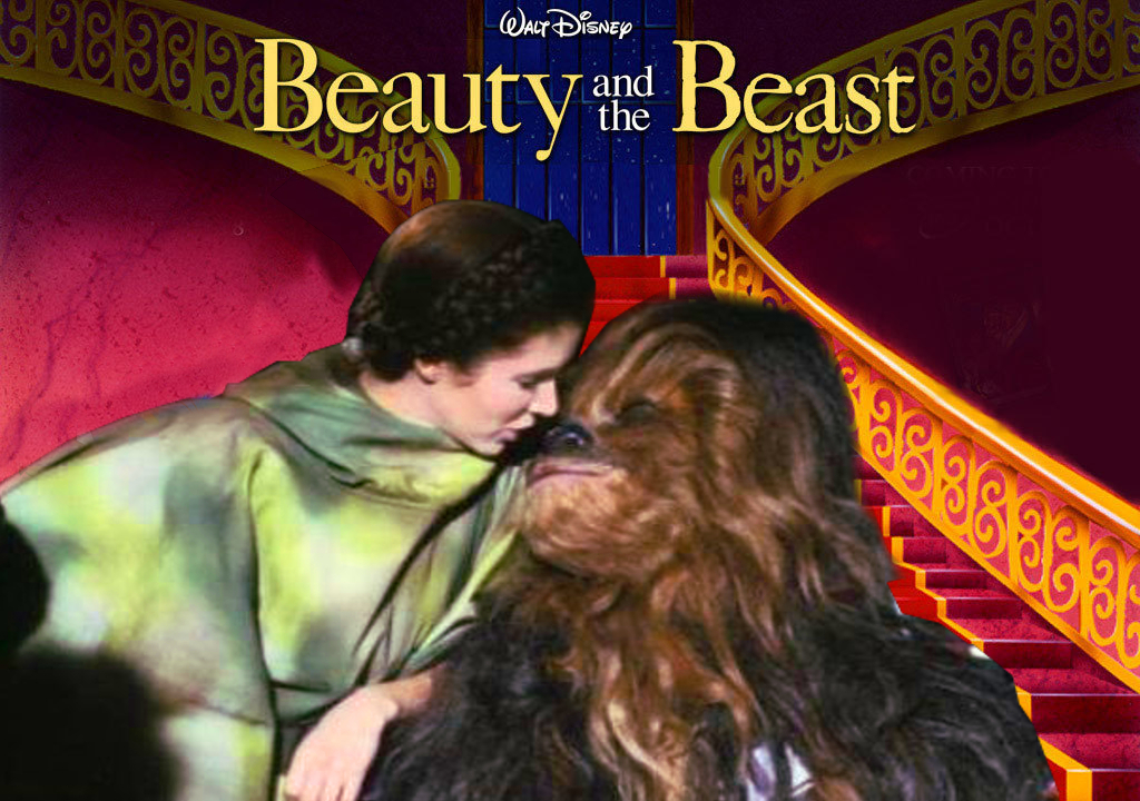 c0b beauty and the beast star wars know your meme