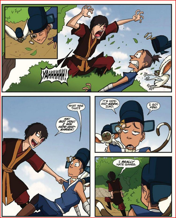 [Image - 429706]   Avatar: The Last Airbender / The Legend ...