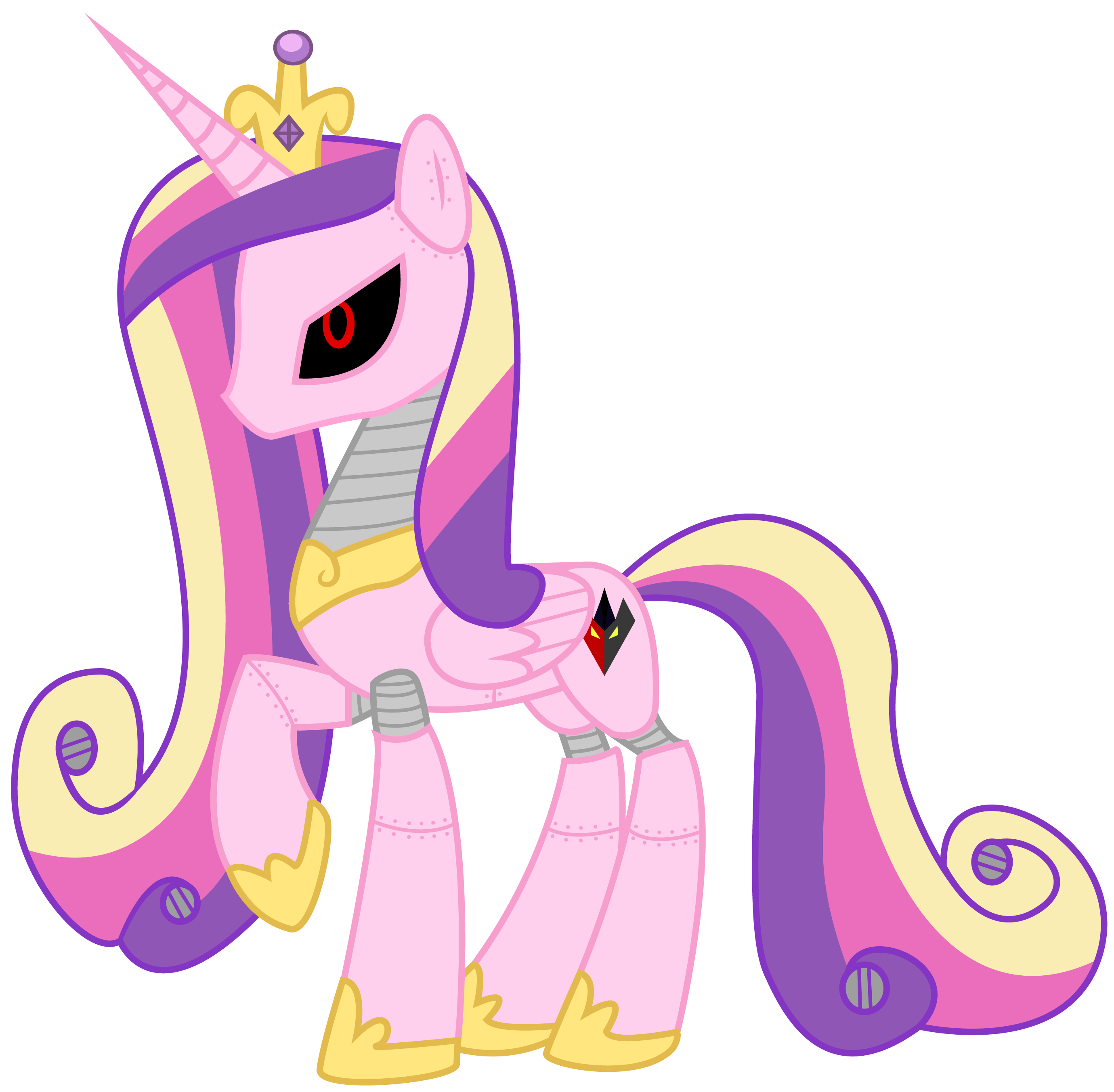 Mecha cadence my little pony friendship is magic know - My little pony cadence ...