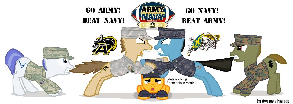a45 the rivalry continues this weekend (go army beat navy!!!) my