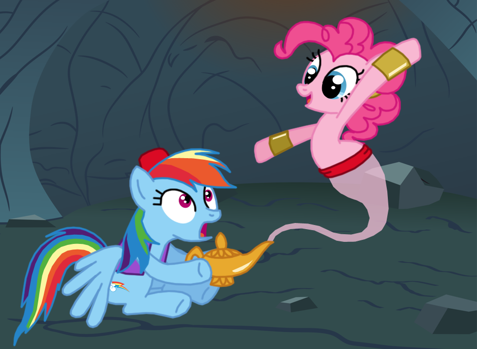75b genie of the lamp my little pony friendship is magic know,Meme Magic Lamp