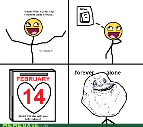 509 image 459347] forever alone know your meme