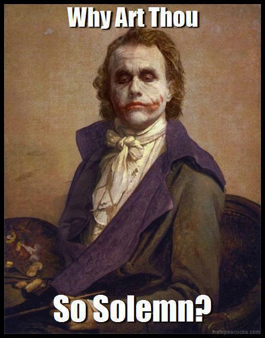 Quotes Why so serious