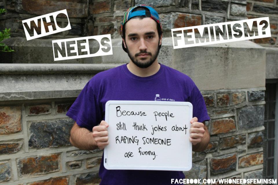 Funny Meme Types : Image 475552] who needs feminism? know your meme