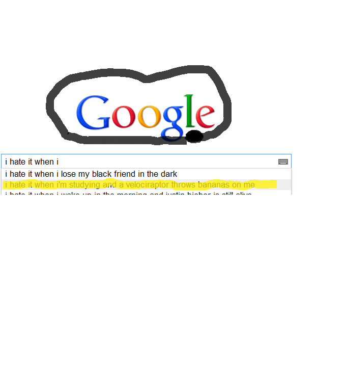how to make a google search meme