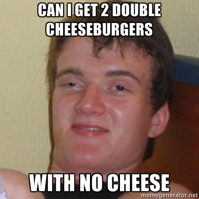 ed2 cheeseburger [10] guy know your meme