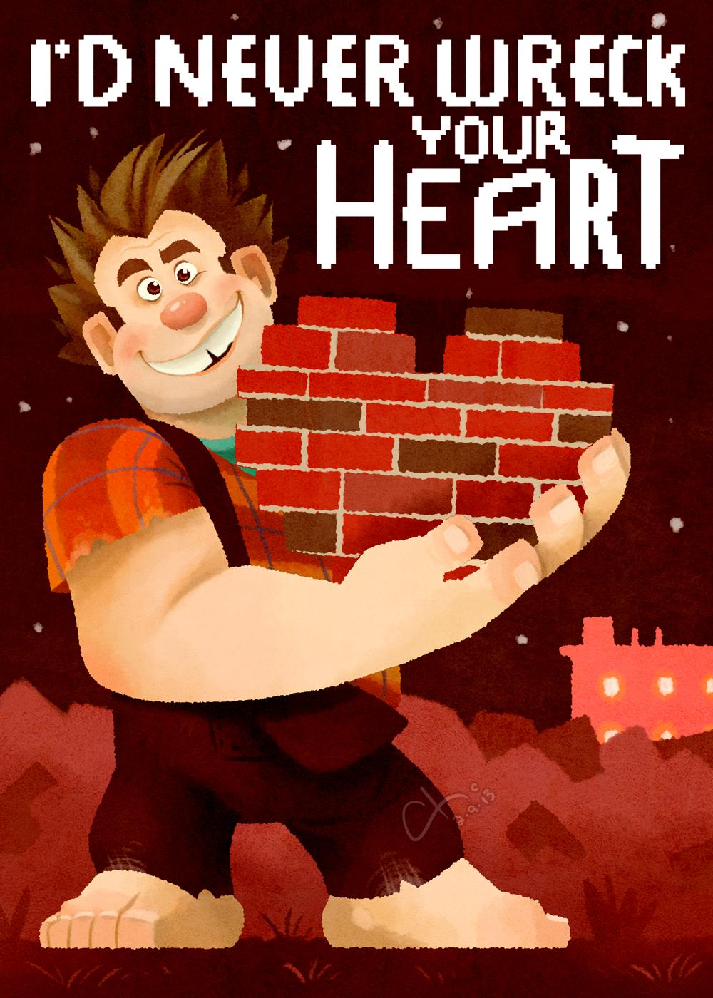 43b wir valentines ralph by kapieren valentine's day e cards know,Disney Valentine Meme