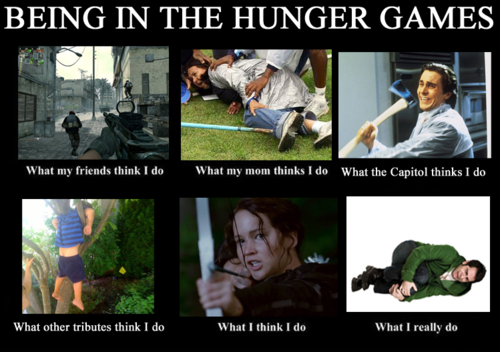 85c image 499781] the hunger games know your meme