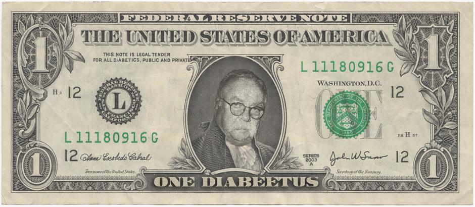 Wilford Brimley Diabeetus Meme