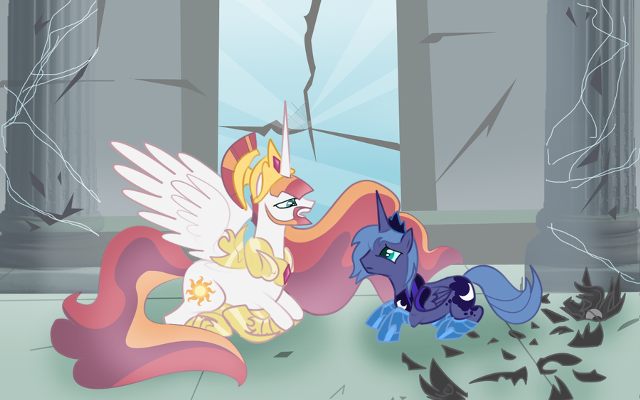 Gender Switch 3 My Little Pony Friendship Is Magic