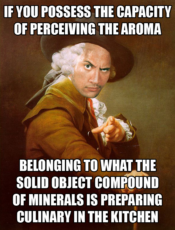ad5 the archaic rock joseph ducreux archaic rap know your meme