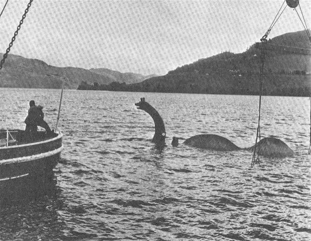 Loch ness origin