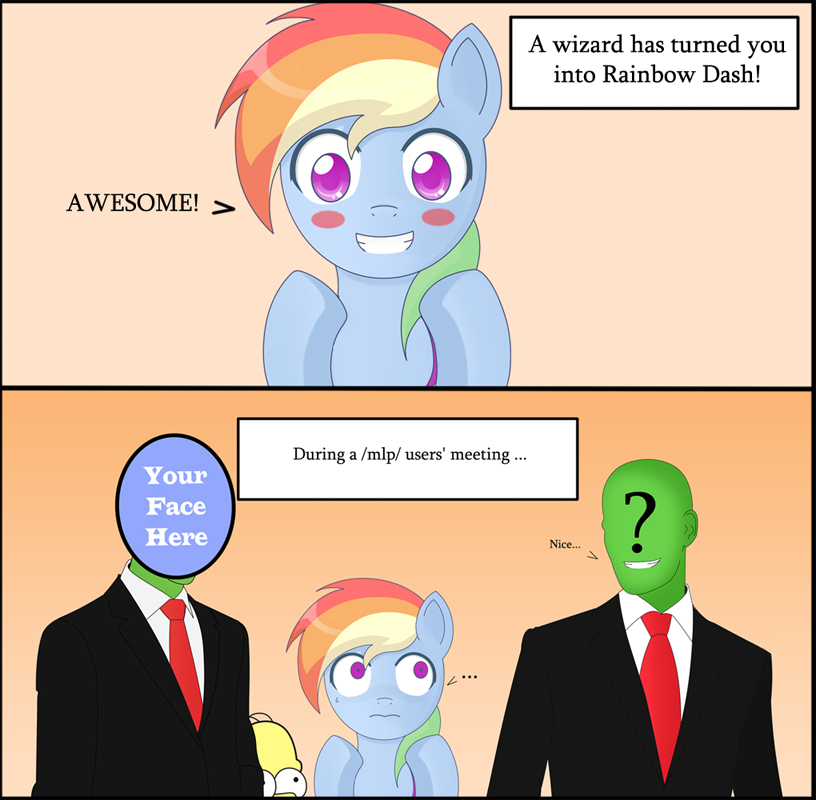 e3a image 529791] i want to cum inside rainbow dash know your meme