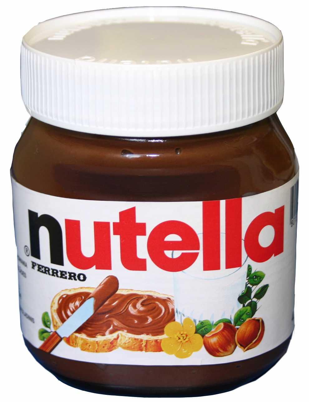 nutella-fuck