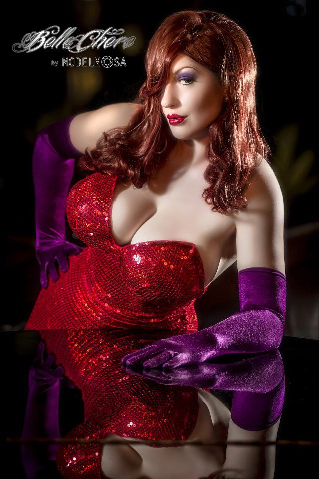Jessica Rabbit Cosplay Cosplay Know Your Meme