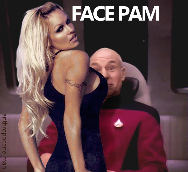 meme Star trek facepalm