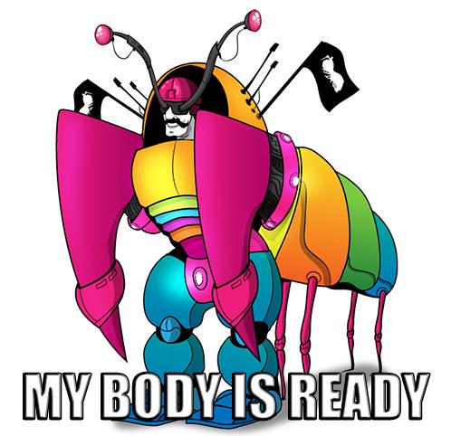 my mantis shrimp body is ready my body is ready know your meme rh knowyourmeme com Sabor Tooth Tiger Clip Art Cute Shrimp Clip Art