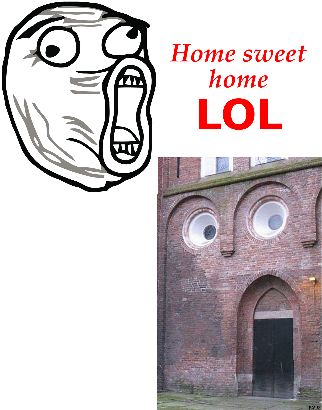61b home sweet home lol lol guy know your meme