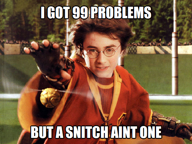 I've got 99 problems but i bet you ain't one