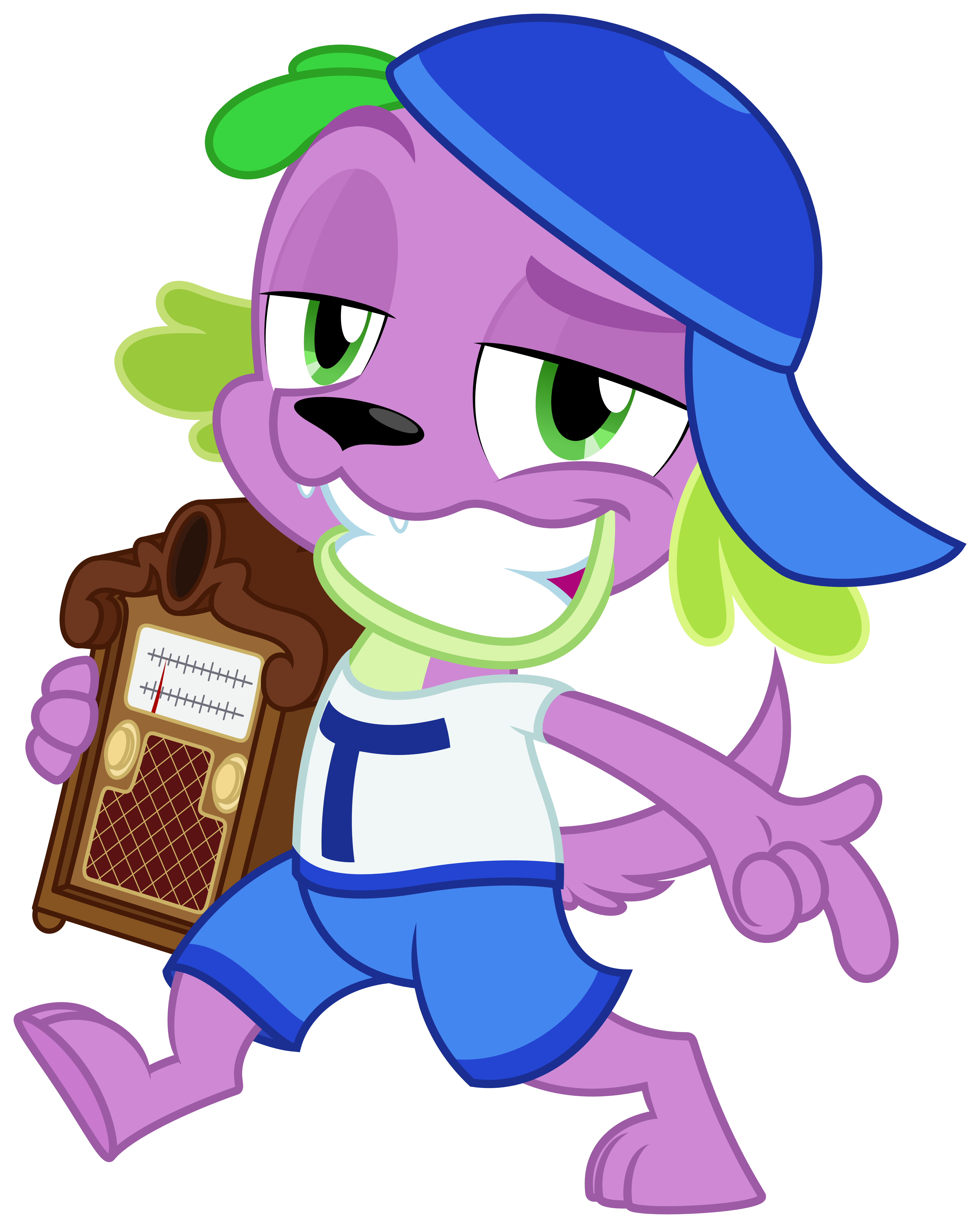 Spike The Rapping Dog  My Little Pony Equestria Girls  Know