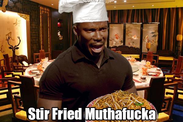 e31 stir fried james doakes' \