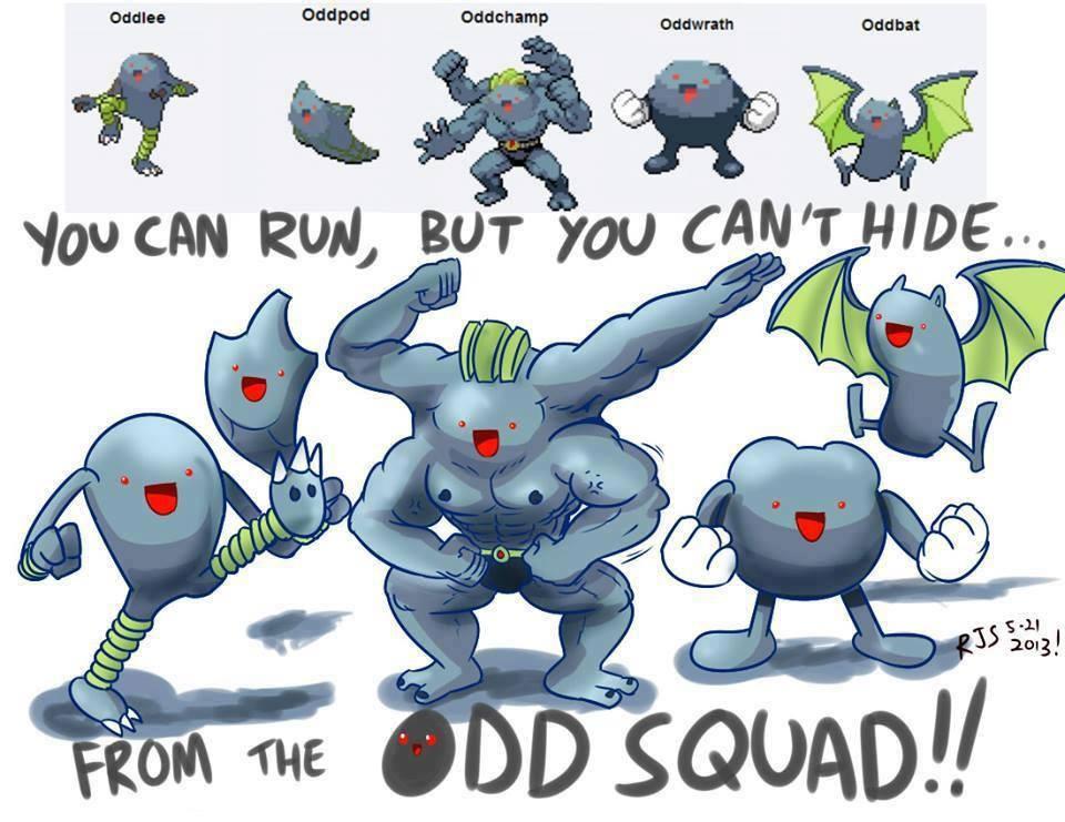 67a odd squad pokefusion pokemon fusion know your meme,Pokemon Know Your Meme