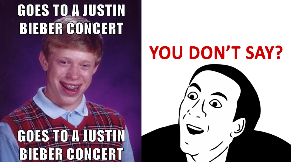 011 bad luck brian bad luck brian know your meme,Bad News Brian Meme