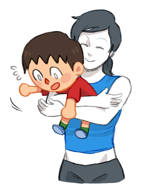Wii fit trainer porn
