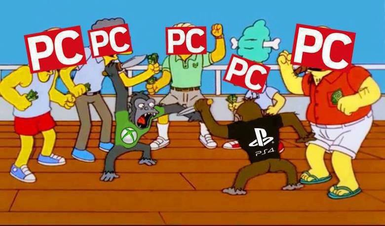 9fe image 561350] the glorious pc gaming master race know your meme,Pc Master Race Meme