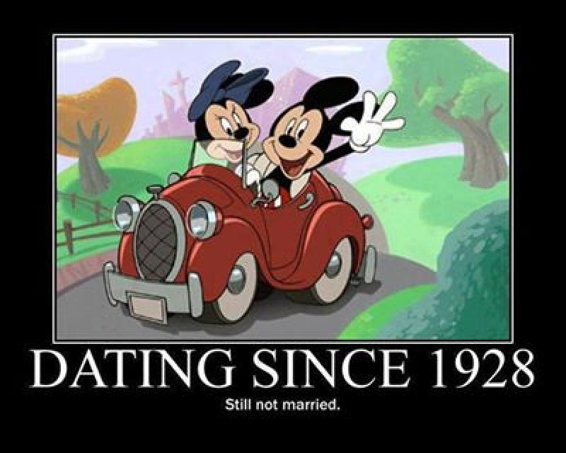 Dating since 1928 still not married after 7 10