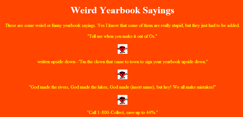 Yearbook sayings high school senior yearbook photos know your meme weird yearbook sayings these are some weird or funny yearbook sayings yes i know that urtaz Choice Image