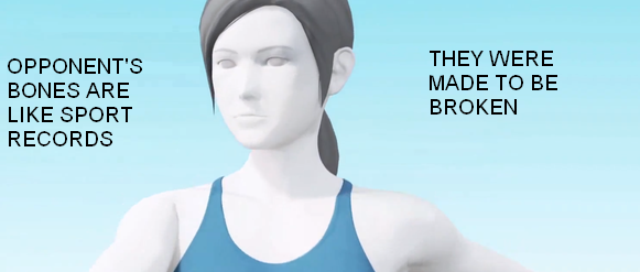 9fb image 567791] wii fit trainer know your meme