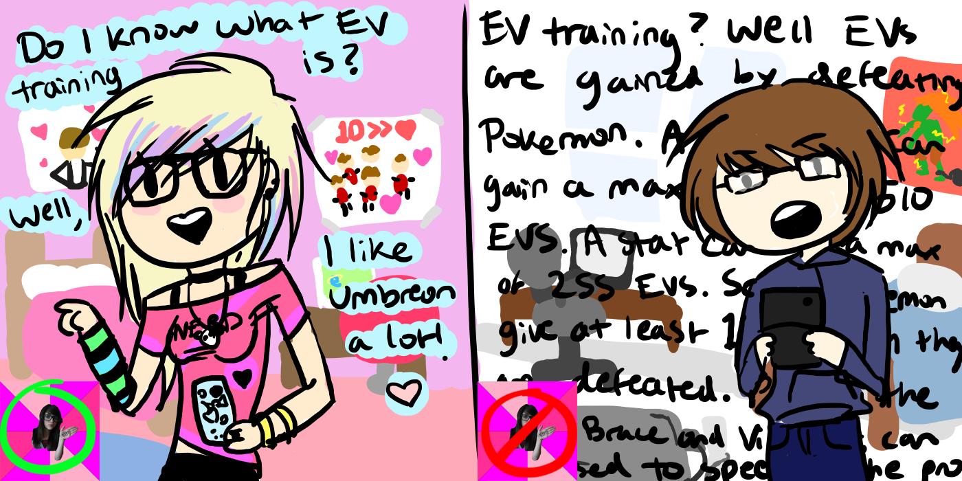 83a idiot nerd girl versus nerd girl idiot nerd girl know your meme,Girl Nerd Meme