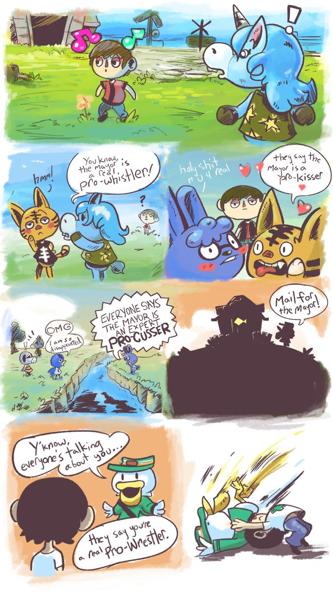 Rumors Animal Crossing Know Your Meme