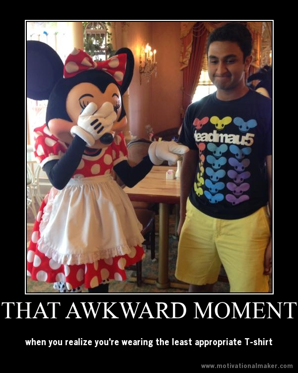 That Moment When Ghetto Redhot Yourspecial Cousin Gets An: That Awkward Moment