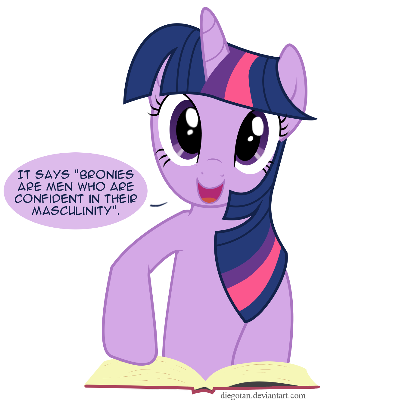 Twilight Sparkle the Lecturer | My Little Pony: Friendship ...