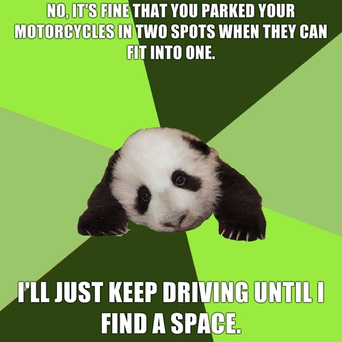 Image - 595764] | Passive Aggressive Panda | Know Your Meme