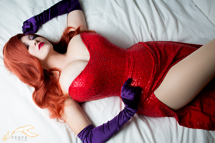 Jessica Rabbit Cosplay Know Your Meme