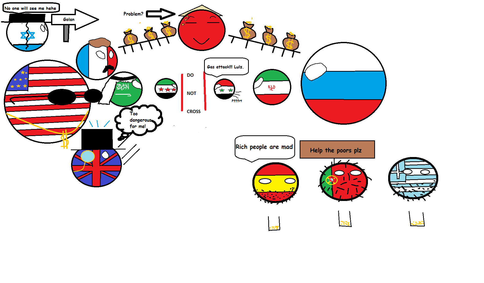 713 syrian conflict polandball know your meme